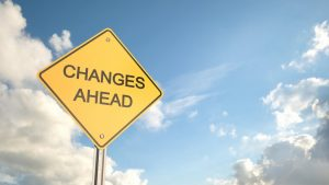 Changing, Evolving & Letting Go of: People, Identities, Roles & Ideas.